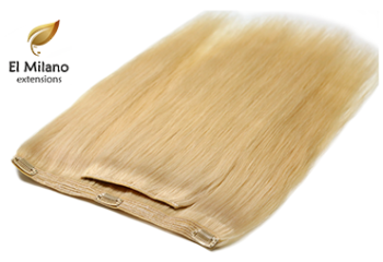 Clip on Hair Extensions in UK